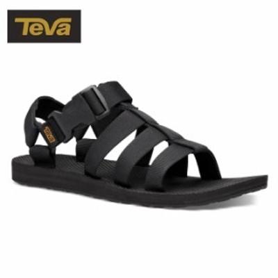 テバ TEVA ストラップサンダル メンズ オリジナル ドラード 1110640-BLK od