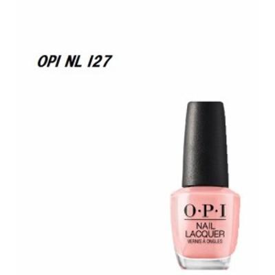 OPI オーピーアイ Italian Love Affair NL I27 15ml ネイルラッカー ネイリスト セルフネイル マニキュア カラー ネイルカラー ネイルポ