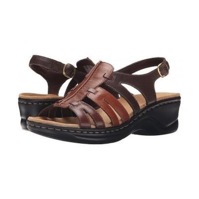Clarks クラークス レディース 女性用 シューズ 靴 ヒール Lexi Marigold Q - Brown Multi Leather