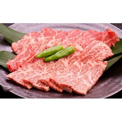 常陸牛A5等級 焼肉用500g(もも肉)