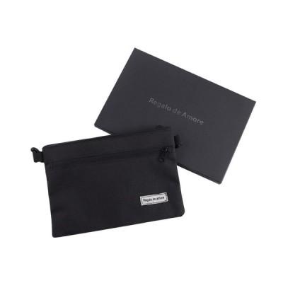 【regalo de amore】サコッシュ メンズ ショルダー バッグ シンプル 軽量 デザイン
