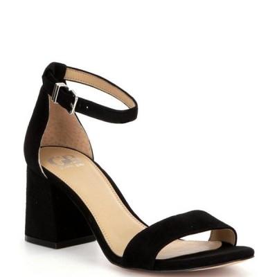 ジービー レディース サンダル シューズ Block-Party Suede Two-Piece Sandals