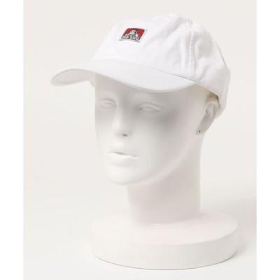 帽子 キャップ 【W】【BEN DAVIS】ネーム ローキャップ