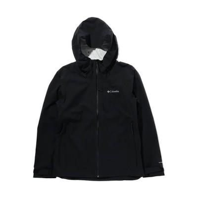 コロンビア(Columbia) メンズ アンプライドライシェル Ampli-Dry TM Shell ブラック EE1341 010 ジャケット 長袖 カジュアルウェア キャンプ アウトドア