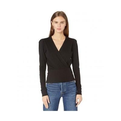 LAmade エルエーメイド レディース 女性用 ファッション ブラウス Balwin Thermal Top - Black
