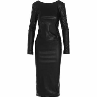 TOM FORD/トム フォード Black   Eco leather dress レディース 春夏2021 ABV001LEV001LB999 ju