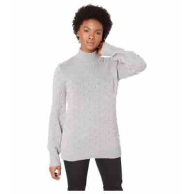 Calvin Klein カルバンクライン 服 スウェット Mock Neck Popcorn Sweater