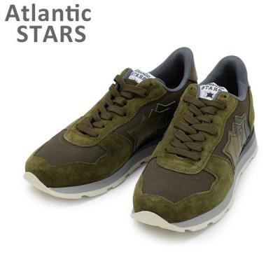 アトランティックスターズ スニーカー ANTARES アンタレス AMM-63N TRICOLOR MILITAR Atlantic STARS メンズ シューズ 靴