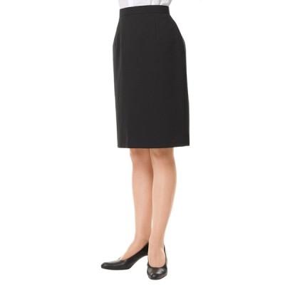 スカート 黒 AS-7410 チトセ 飲食店ユニフォーム