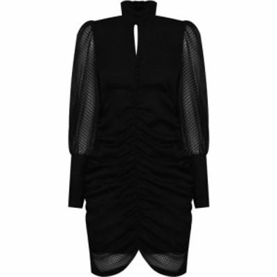 ビギッテ ヘアスキン Birgitte Herskind レディース ワンピース ミニ丈 ワンピース・ドレス Bh Benji Mini Dress Black