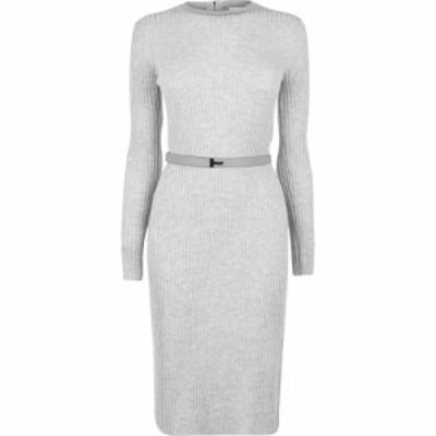 テッドベーカー Ted Baker レディース ワンピース ワンピース・ドレス Gjessi Dress Grey