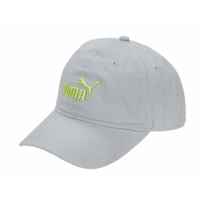 プーマ 帽子 アクセサリー レディース Evercat #1 Adjustable Cap 2.0 Medium Grey