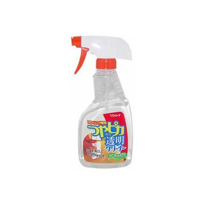リンレイ つやピカ透明クリーナー 本体 500ml 住居用洗剤