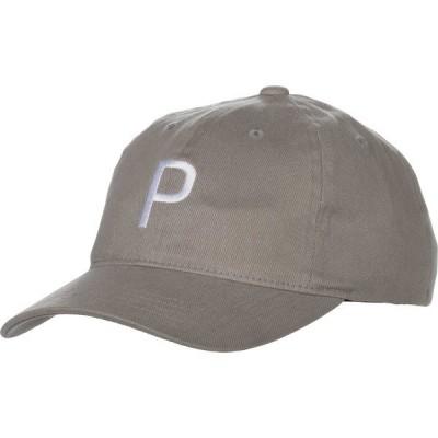 プーマ 帽子 アクセサリー メンズ PUMA Men's P Adjustable Golf Hat QuietShade