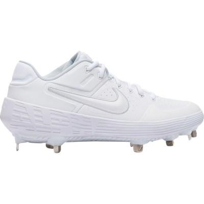 ナイキ Nike メンズ 野球 シューズ・靴 alpha huarache elite 2 low White/White/Wolf Grey