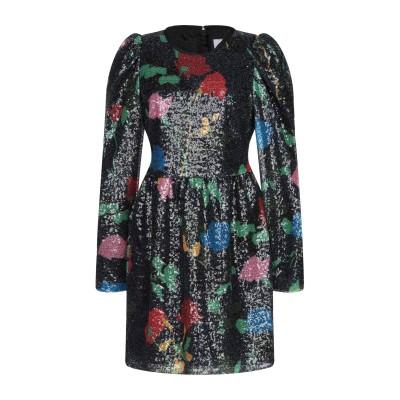 エムエスジーエム MSGM ミニワンピース&ドレス ダークブルー 44 ポリエステル 100% ミニワンピース&ドレス