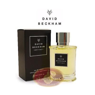 香水 メンズ デヴィッド ベッカム  DAVID BECKHAM インスティンクトINSTINCT EDT 75ml フレグランス ギフト あすつく
