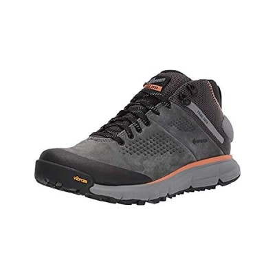 "Danner Women's 61242 Trail 2650 Mid 4"" Gore-Tex Hiking Boot, Dark Gray/Salm"