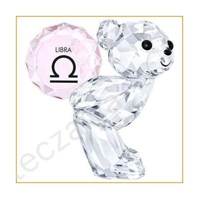 SWAROVSKI Kris Bear - Libra Pink One Size 並行輸入品