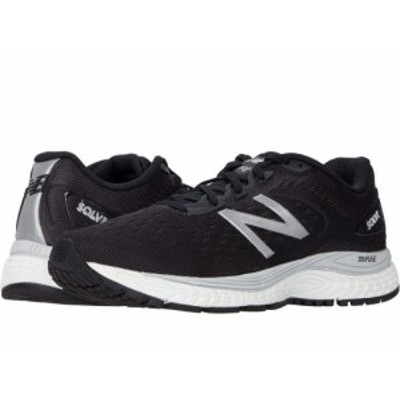 New Balance ニューバランス メンズ 男性用 シューズ 靴 スニーカー 運動靴 Solvi v2 Black/White【送料無料】