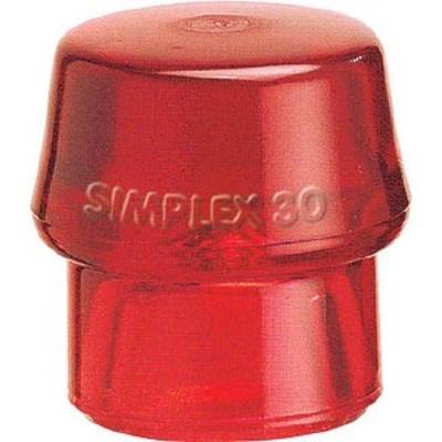 3206.030 ハルダー シンプレックス用インサート プラスティック(赤) 頭径30mm WO店