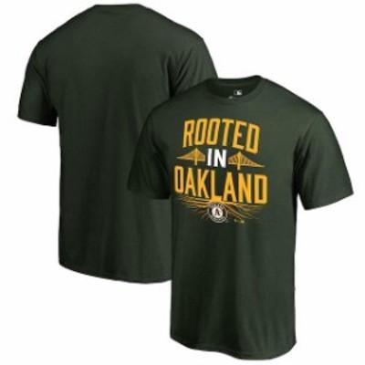 Fanatics Branded ファナティクス ブランド スポーツ用品  Fanatics Branded Oakland Athletics Green Hometown Collec