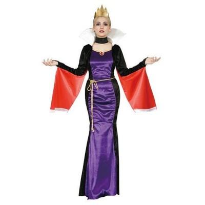ハロウィン コスプレ 仮装 衣装 大人 レディース VILLAINS Costume Adult Evil Queen エビルクイーン 衣装 コスチューム