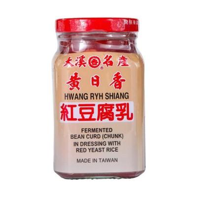 黄日香 紅腐乳 300g