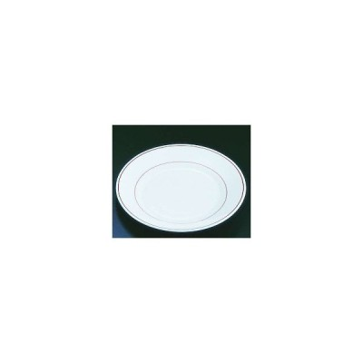 RLS17 レストランボルドー ミート皿 φ235mm 22589(50173) :_