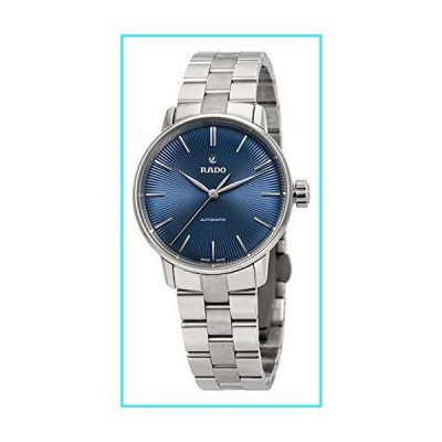 Rado Coupole Classic S Blue Dial Stainless Steel Automatic Womens Watch R22862203【並行輸入品】