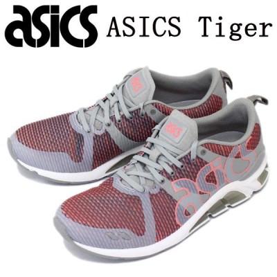 sale セール ASICS Tiger (アシックスタイガー) TQN6C1-1273 GEL-LYTE ONE EIGHTY (ゲルライト ワンエイティ) スニーカー ミディアムグレーxグアバ AT076