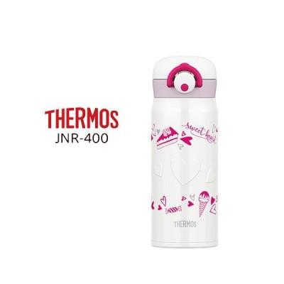サーモス 真空断熱ケータイマグ JNR-400 WH ホワイト