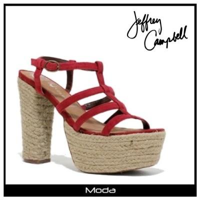 ジェフリーキャンベル 厚底サンダル レディース Jeffrey Campbell 靴