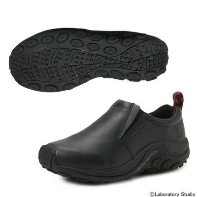 メレル メンズファッション 紳士靴 ジャングル モック レザー Black MERRELL M567113