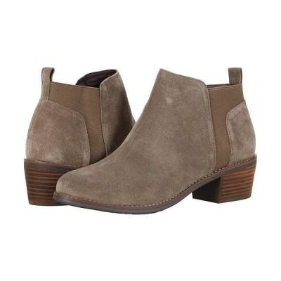 Me Too ミートゥー レディース 女性用 シューズ 靴 ブーツ チェルシーブーツ アンクル Riggs - Nutmeg