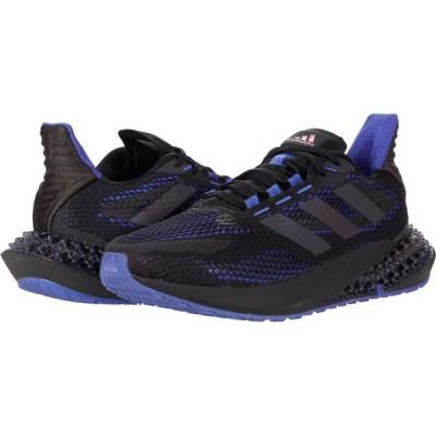 アディダス adidas Running メンズ ランニング・ウォーキング シューズ・靴 4DFWD Kick Black/Black/Sonic Ink