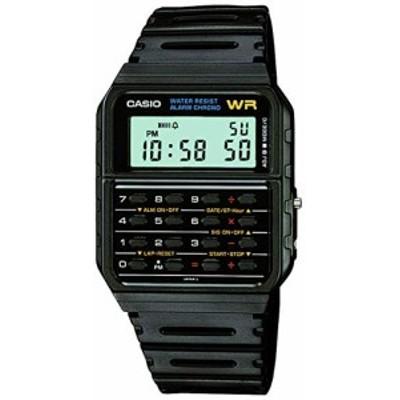腕時計 カシオ メンズ Casio Men's Vintage CA53W-1 Calculator Watch