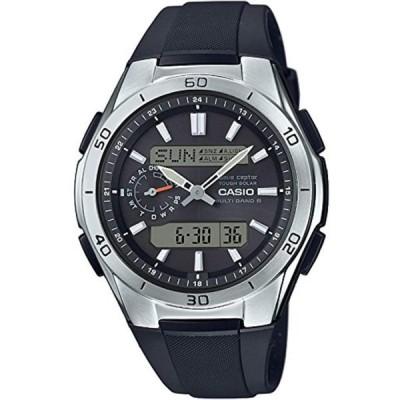 送料無料 カシオ CASIO 電波ソーラー アナデジ 腕時計 ウェーブセプター 電波ソーラー  腕時計 メンズ 腕時計