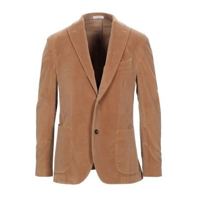 ボリオリ BOGLIOLI テーラードジャケット サンド 50 コットン 98% / ポリウレタン 2% テーラードジャケット