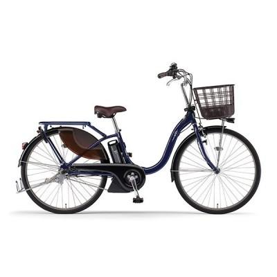 ヤマハ(YAMAHA) 電動アシスト自転車 PAS With PA24W ノーブルネイビー