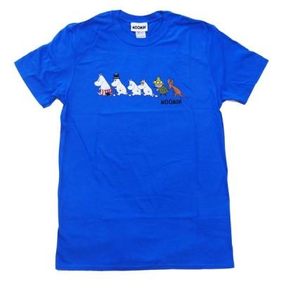 ムーミン・MOOMIN・TRAIL・Tシャツ・キャラクターTシャツ