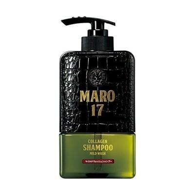 MARO17(マーロ17) マイルドウォッシュ シャンプー [ジェントルミントの香り] スカルプ アミノ酸 敏感頭皮ケア MARO17 マーロ17 3