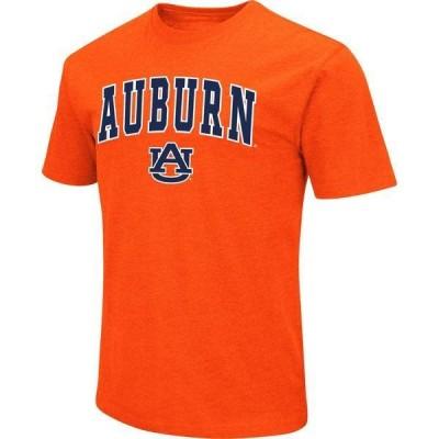 コロシアム メンズ Tシャツ トップス Colosseum Men's Auburn Tigers Orange Dual Blend T-Shirt