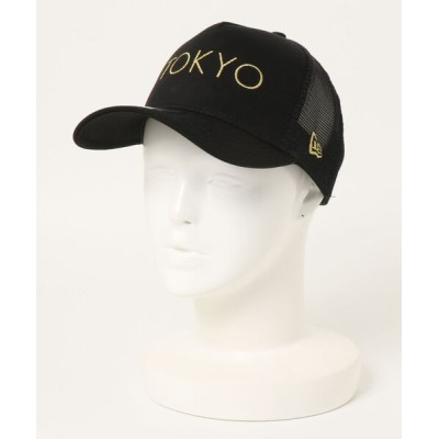 OVERRIDE / 【NEW ERA】NE 9FORTY TOKYO MEN 帽子 > キャップ