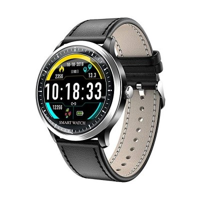 【令和最新版】 スマートウォッチ IP67完全防水 心拍計 iPhone/Android対応 スマートブレスレット 歩数計 活動量計