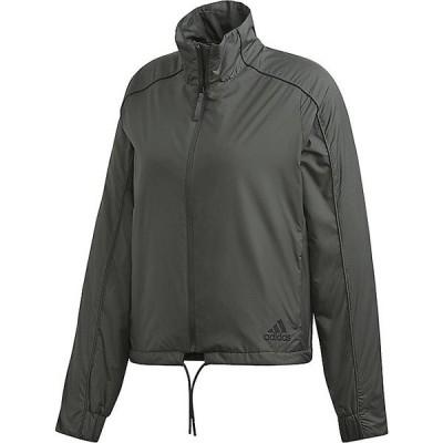 アディダス ジャケット・ブルゾン レディース アウター Adidas Women's Light Insulated Jacket Legend Ivy