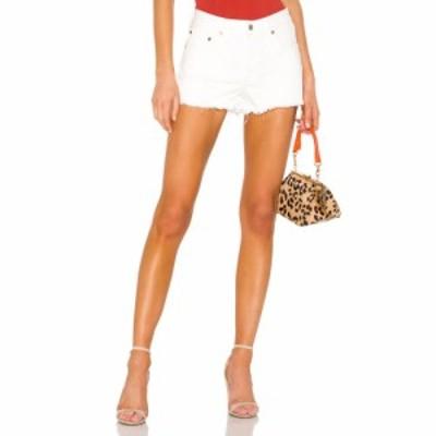 リーバイス LEVI'S レディース ショートパンツ ボトムス・パンツ 501 Short Pearly White