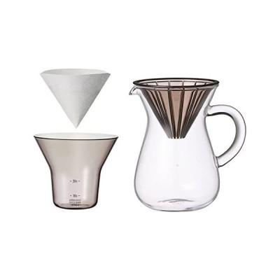 KINTO (キントー) SCS コーヒーカラフェセット 2cups プラスチック 27643