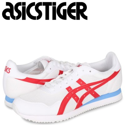 アシックスタイガー asics Tiger タイガー ランナー スニーカー メンズ TIGER RUNNER ホワイト 白 1191A207-104