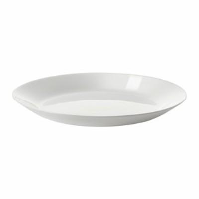 IKEA イケア サイドプレート 19cm 皿 ホワイト 白 d40318940 OFTAST
